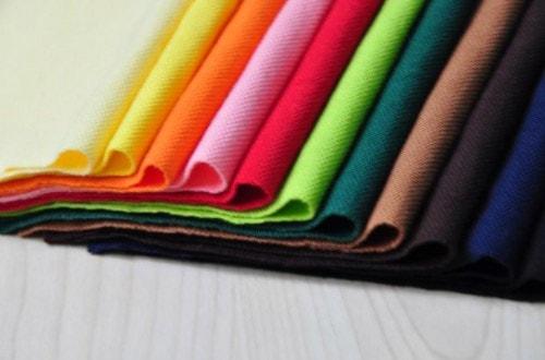 Vải thun 65% cotton dùng để in áo thun