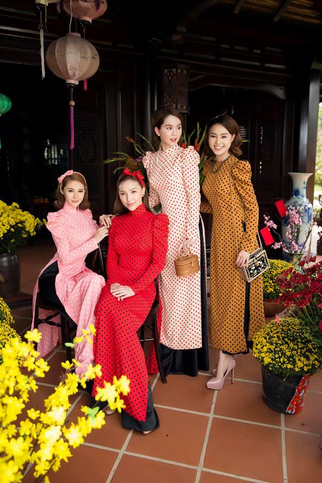 Ngọc Trinh quyến rũ với áo dài Cô Ba Sài Gòn - Hình ảnh 2
