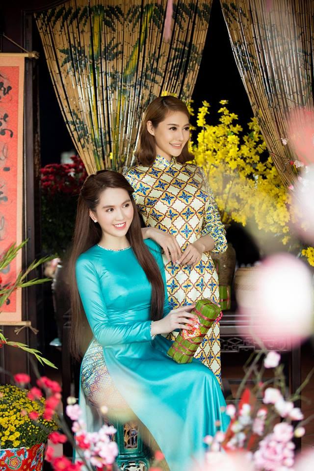 Ngọc Trinh quyến rũ với áo dài Cô Ba Sài Gòn - Hình ảnh 10