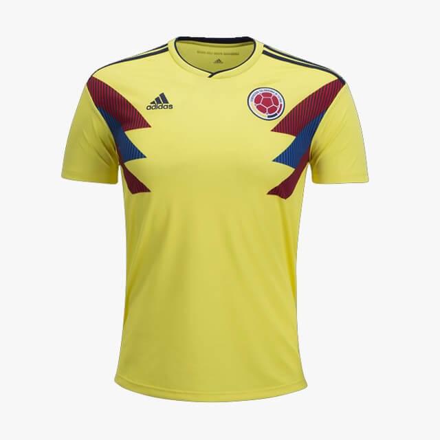 Top 9 bộ đồng phục có phong cách nhất World Cup 2018 - Hình ảnh 3