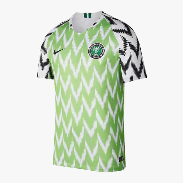 Top 9 bộ đồng phục có phong cách nhất World Cup 2018 - Hình ảnh 5
