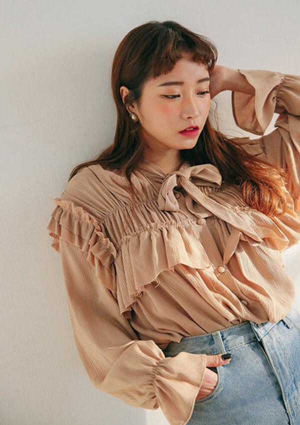 Xu hướng áo sơ mi đang được yêu thích tại Châu Á