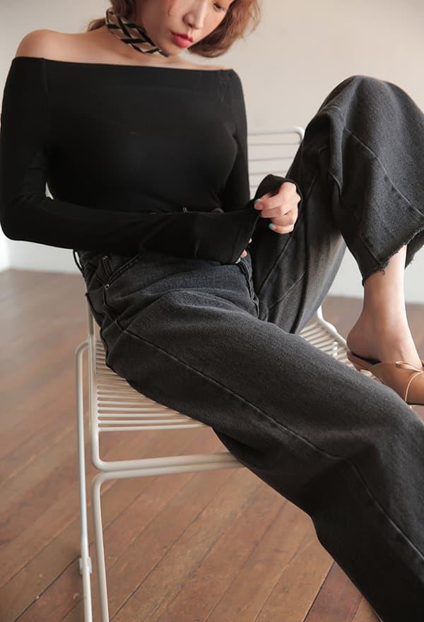 Áo thun dài tay: Lựa chọn tuyệt vời cho các nàng trong mùa thun - Hình ảnh 13