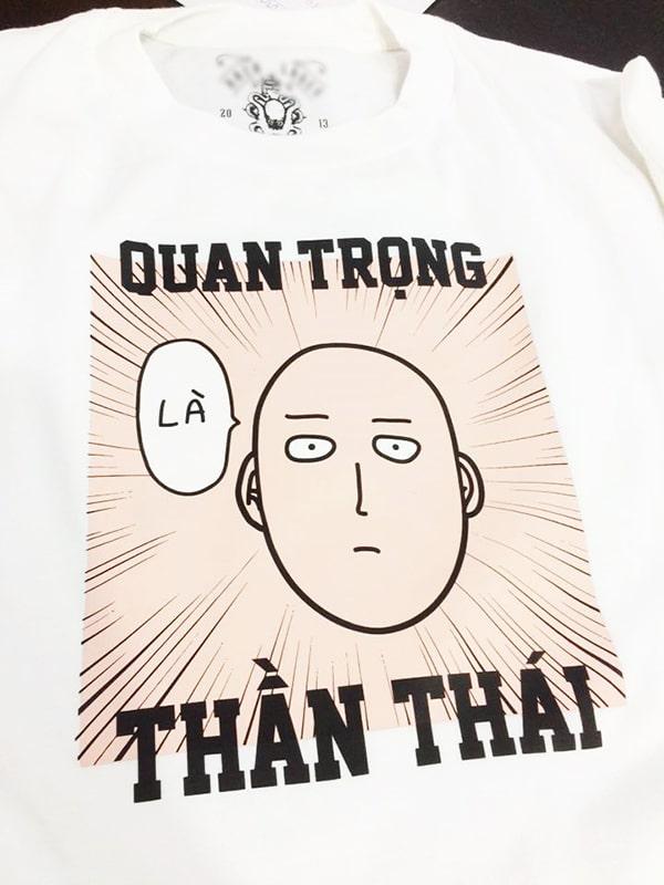 Giới trẻ Việt mê mệt áo thun in chữ - Hình ảnh 1