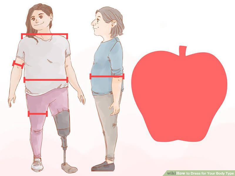 Bí quyết chọn chân váy phù hợp với dáng quả táo