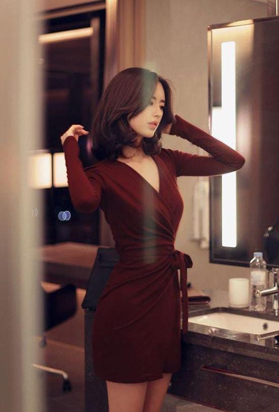 Bí quyết mặc váy giữ dáng cho các nàng tăng cân dịp Tết - Hình ảnh 3