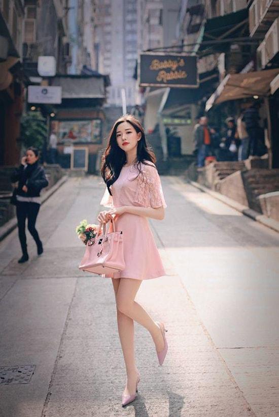 Bí quyết mặc váy giữ dáng cho các nàng tăng cân dịp Tết - Hình ảnh 5