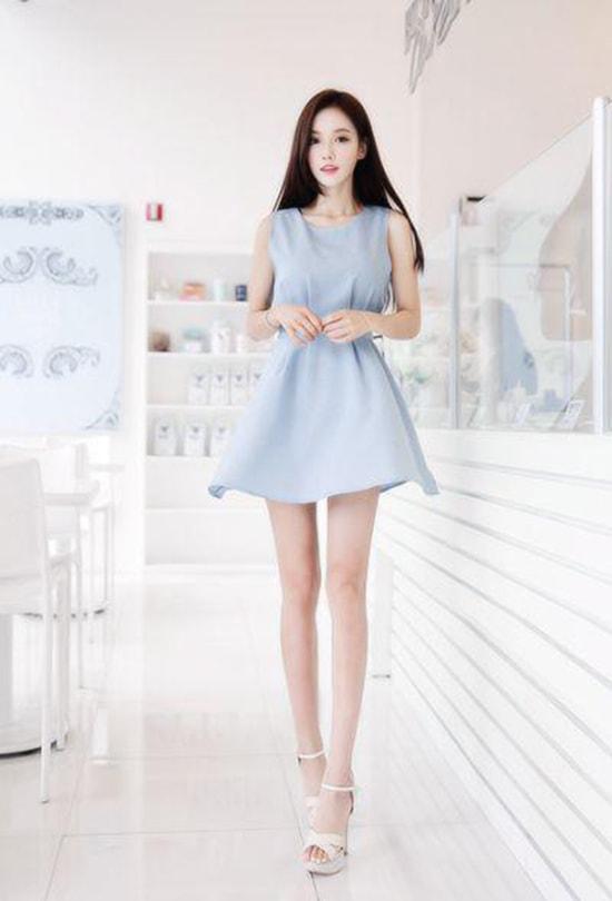 Bí quyết mặc váy giữ dáng cho các nàng tăng cân dịp Tết - Hình ảnh 6