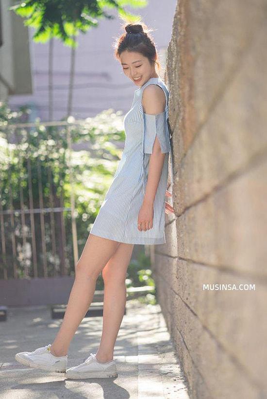 Bí quyết mặc váy giữ dáng cho các nàng tăng cân dịp Tết - Hình ảnh 11