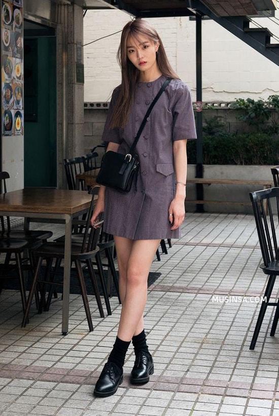 Bí quyết mặc váy giữ dáng cho các nàng tăng cân dịp Tết - Hình ảnh 13