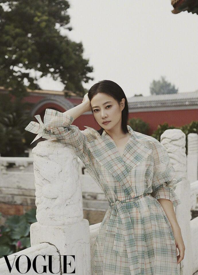 Cao Quý Phi Diên Hi Công Lược đọ sắc với siêu mẫu quốc tế - Hình ảnh 2