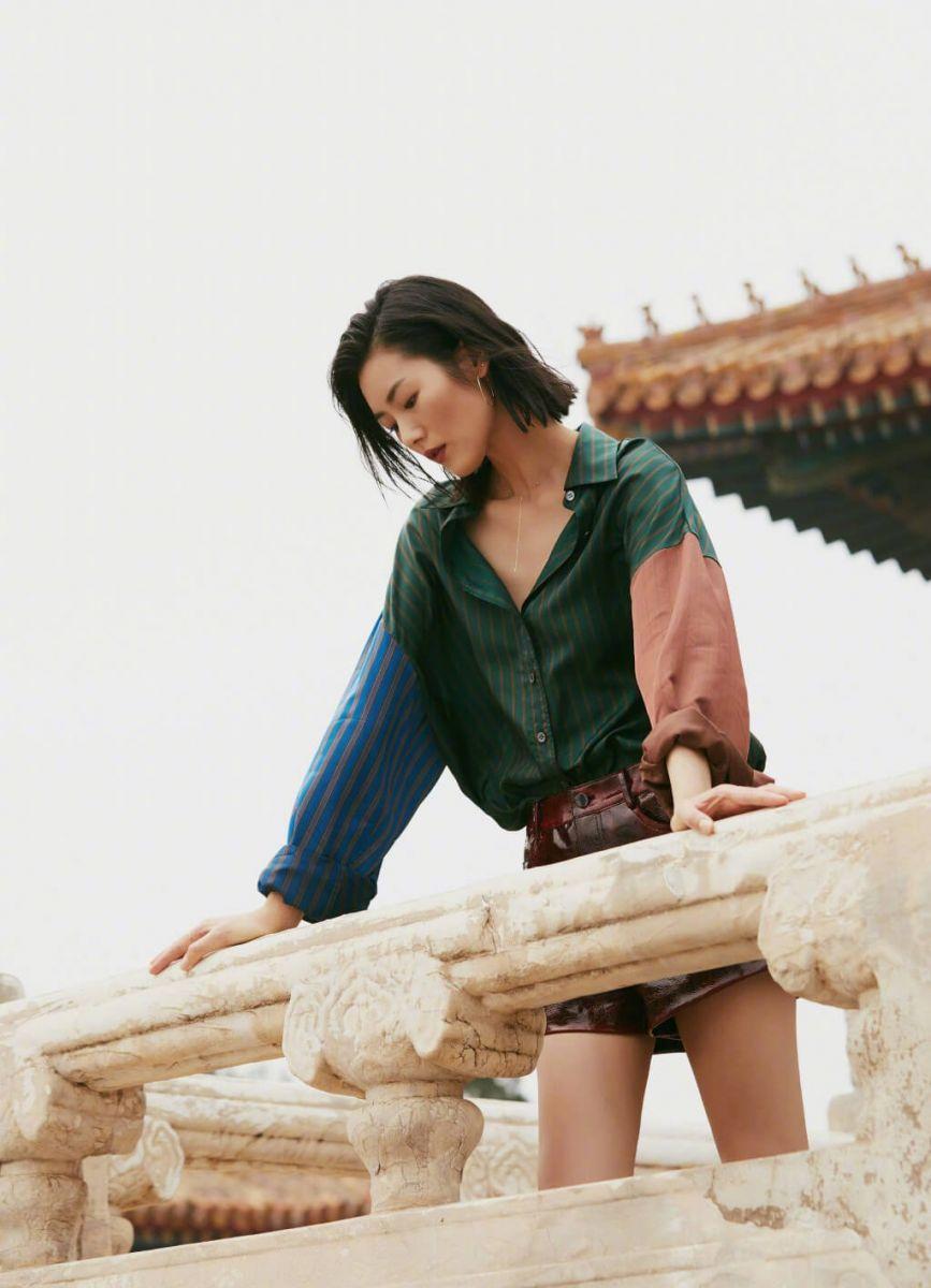Cao Quý Phi Diên Hi Công Lược đọ sắc với siêu mẫu quốc tế - Hình ảnh 5