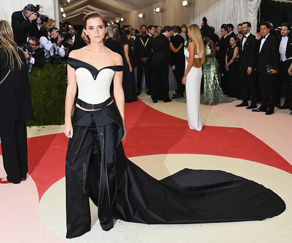 Emma Watson và thời trang bền vững trên thảm đỏ