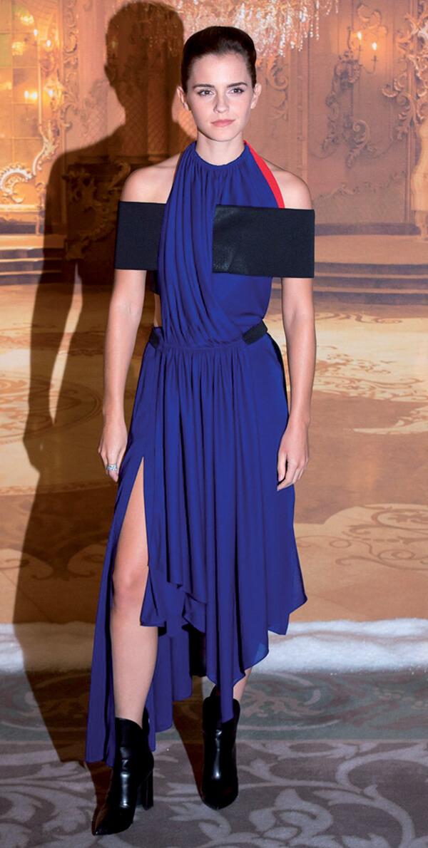 Đầm dạ hội ấn tượng từ nhà mốt Louis Vuitton