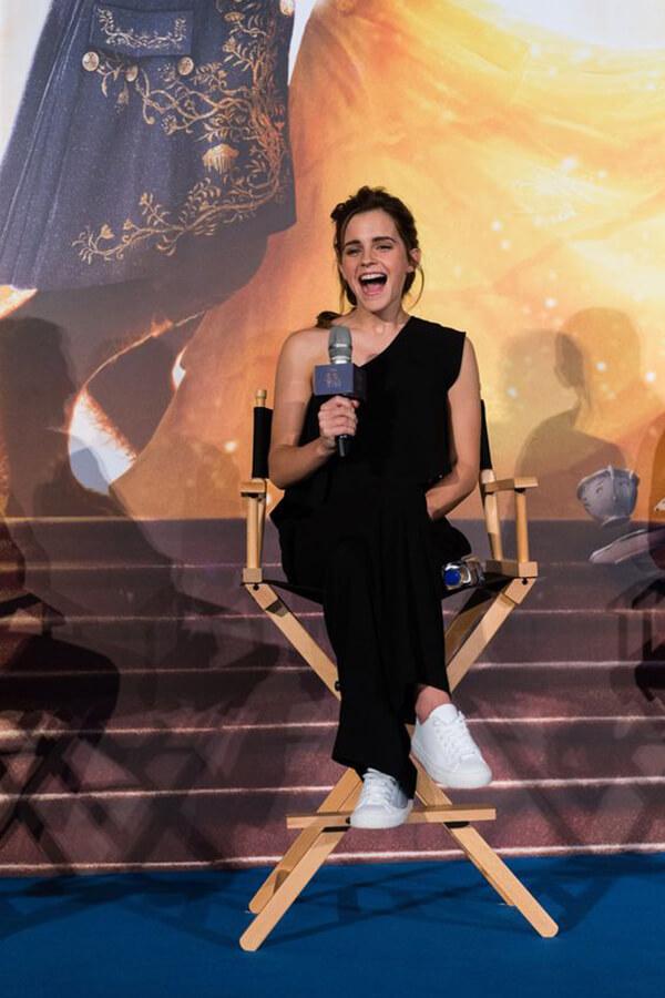 Những điều bất ngờ có thể bạn chưa biết về Emma Watson - Hình ảnh 3