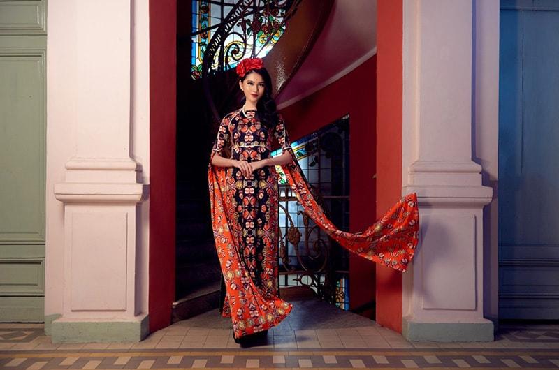 Adrian Anh Tuấn mang Khu Vườn Bí Mật tham dự Harbin Fashion Week - Hình ảnh 2