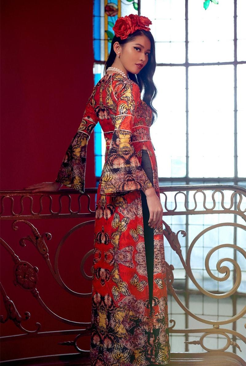 Adrian Anh Tuấn mang Khu Vườn Bí Mật tham dự Harbin Fashion Week - Hình ảnh 4
