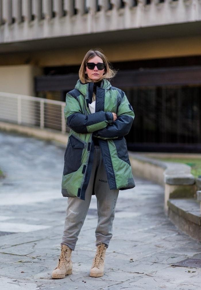 Đập tan cái lạnh cuối năm với quần jogger ấm áp và sành điệu - Hình ảnh 1
