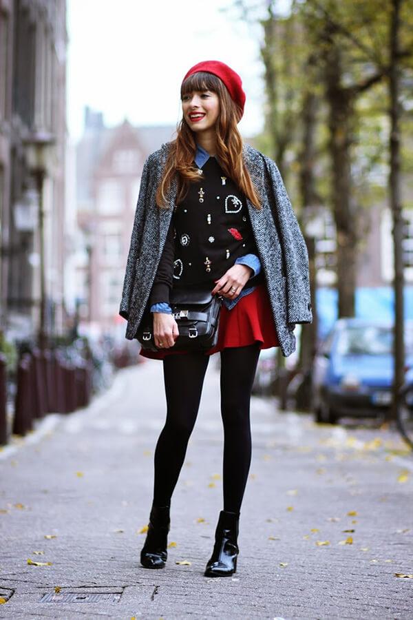 Các phong cách thời trang cơ bản bạn nên biết - Hình ảnh 15