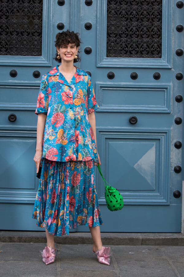 Những gợi ý street style hoàn hảo ở Tuần Lễ Thời Trang Haute Couture - Hình ảnh 6