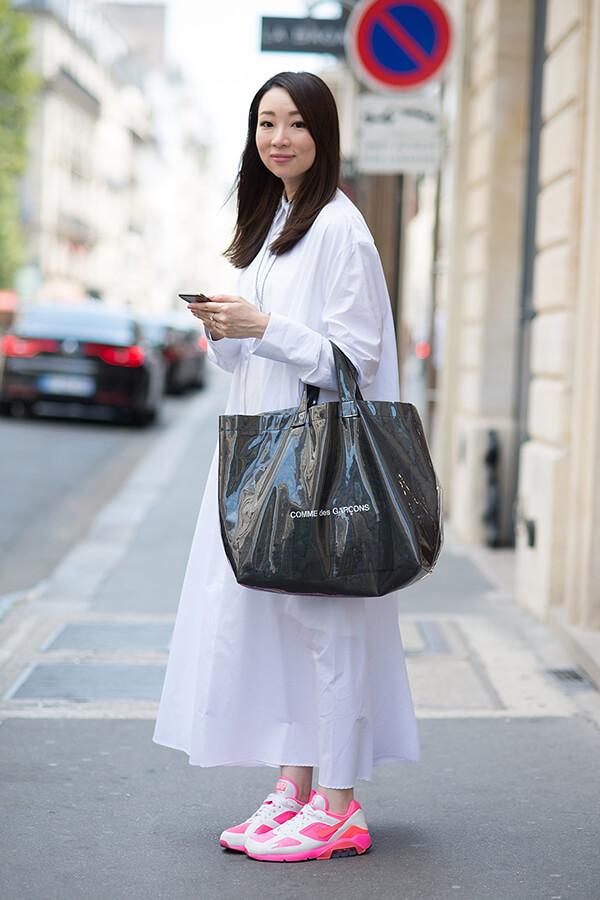 Những gợi ý street style hoàn hảo ở Tuần Lễ Thời Trang Haute Couture - Hình ảnh 9