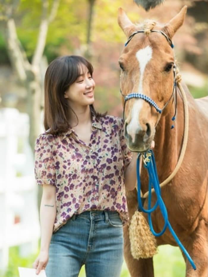 Soi thời trang của tiểu thư Dan Sae Woo trong Chảo Lửa Tình Yêu - Hình ảnh 4