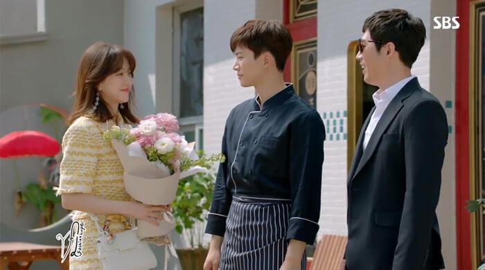 Soi thời trang của tiểu thư Dan Sae Woo trong Chảo Lửa Tình Yêu - Hình ảnh 12