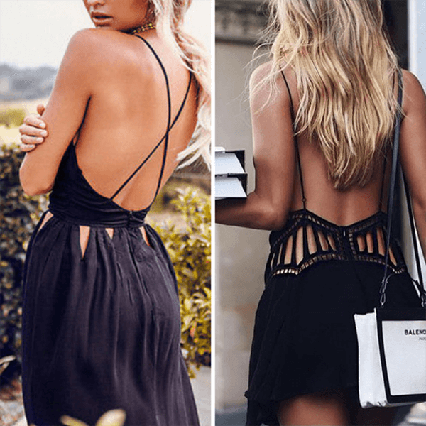 Gợi ý diện trang phục màu đen trong những ngày hè rực nắng - Hình ảnh 13