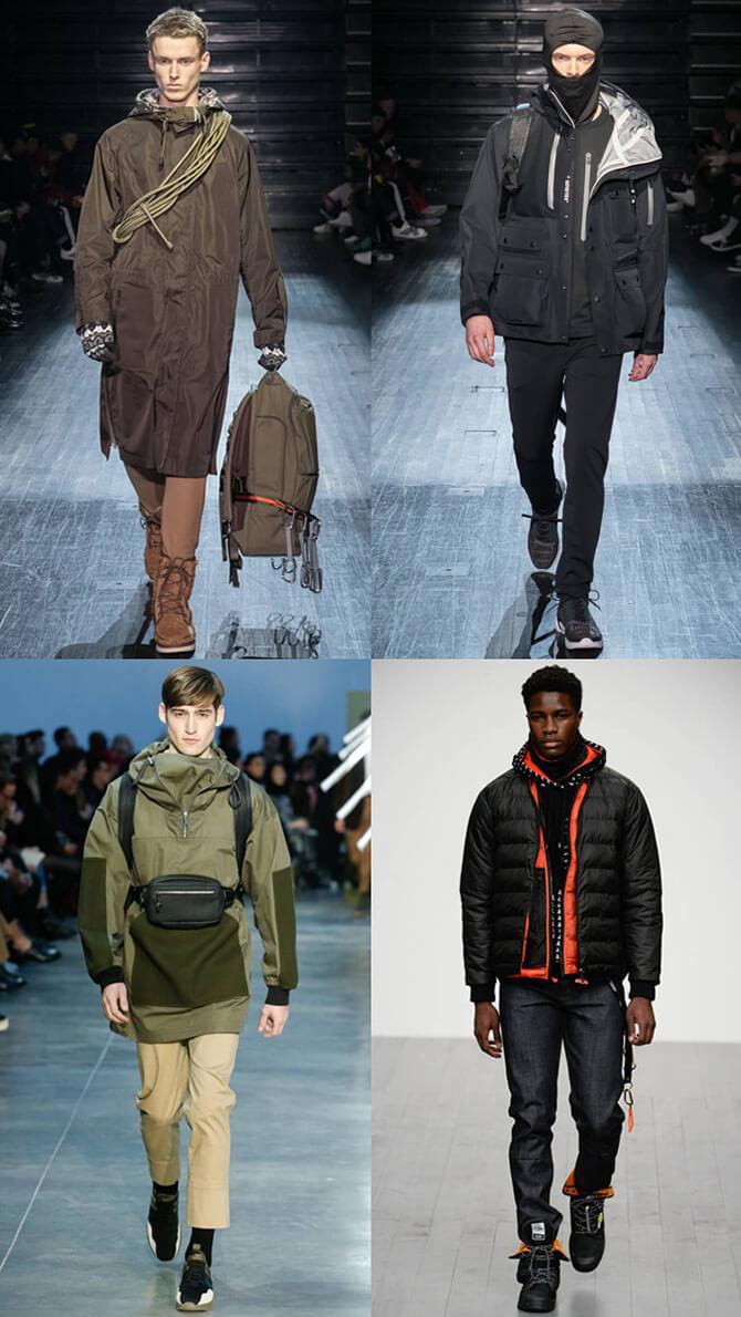 5 xu hướng thời trang thu đông 2018 dành cho nam giới - Hình ảnh 1