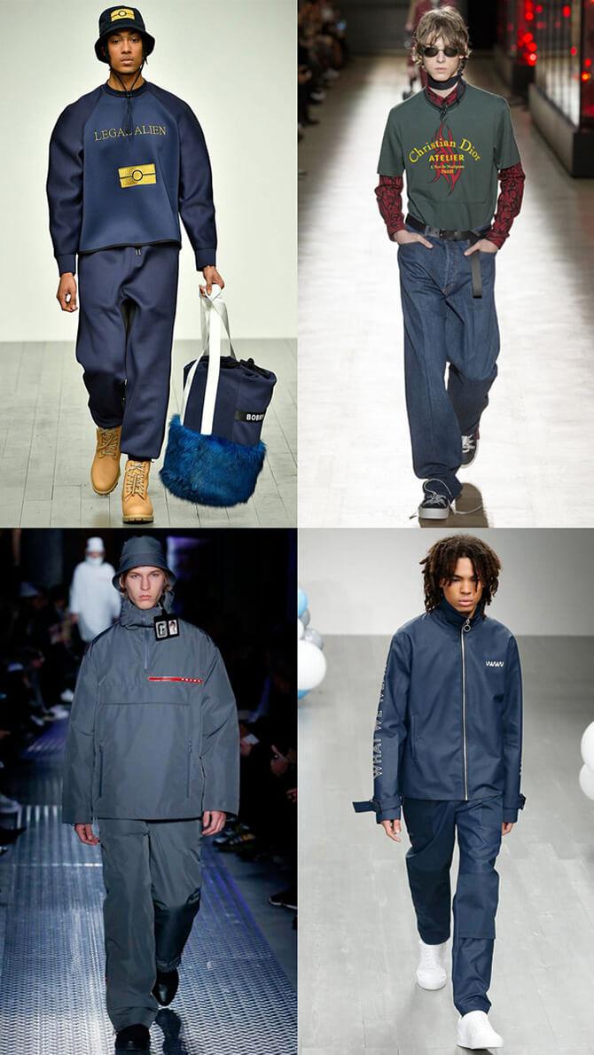 5 xu hướng thời trang thu đông 2018 dành cho nam giới - Hình ảnh 2