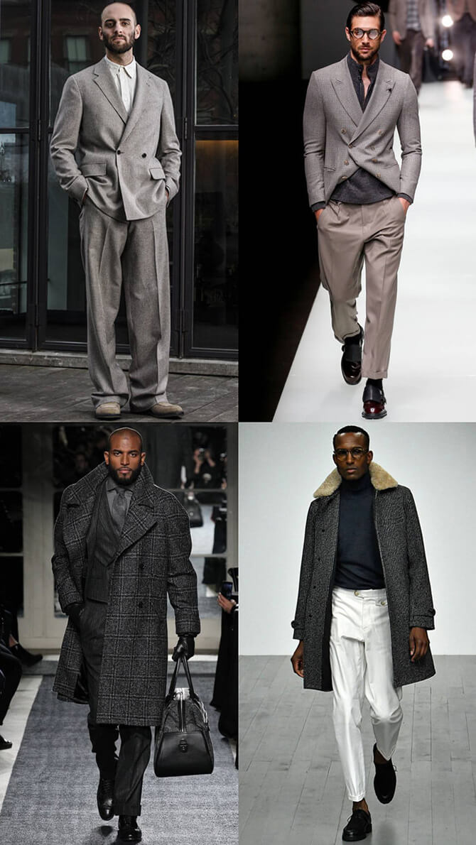 5 xu hướng thời trang thu đông 2018 dành cho nam giới - Hình ảnh 5