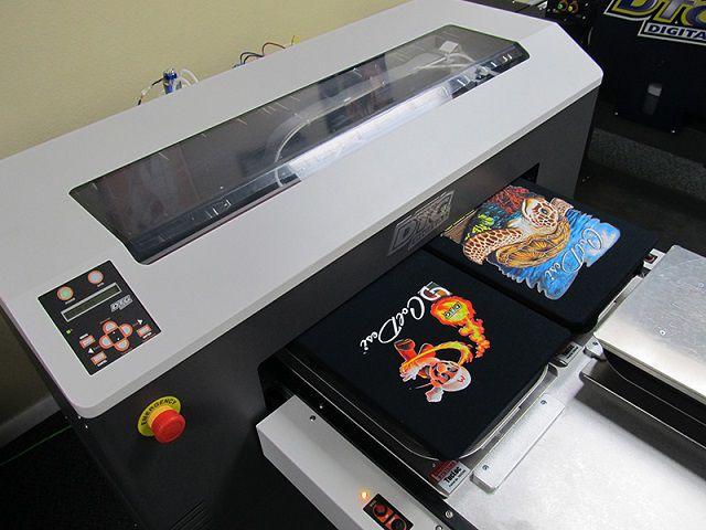 Với phương pháp in chuyển nhiệt, hình ảnh và hoạt tiết phức tạp có thể in dễ dàng lên vải