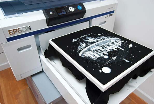 In chuyển nhiệt thăng hoa là 1 trong số các phương pháp in ấn giá rẻ được ứng dụng nhiều trên các loại vải sợi tổng hợp